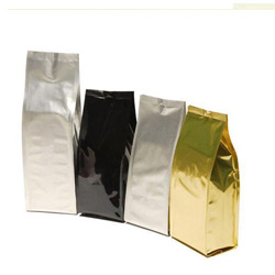 Bags for Coffee Pouches With Valves