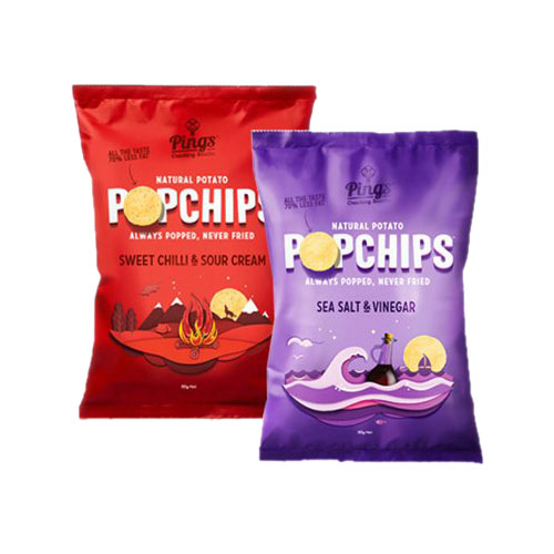 Chips Packaging Pouches