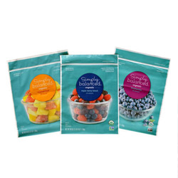 Speciality Pouches For Frozen Foods